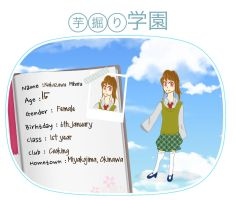 .:Imohori-Gakuen APPLICATION:. by Iamverylucky