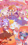 You have to love the Candy shop by Reroulene