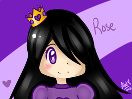 PC ~ Rose by Angelwing8