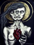 SIAMESE TWINS by MWeiss-Art