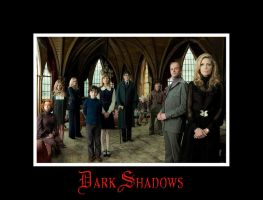 The Cast of Dark Shadows by RetardMessiah