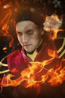 Zuko - Avatar The Legend of Korra by TophWei