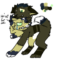 Custom for Grimmjowukitake 13 by That-Alcoholic-Cat