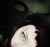 In her pale green eyes by joleneisme
