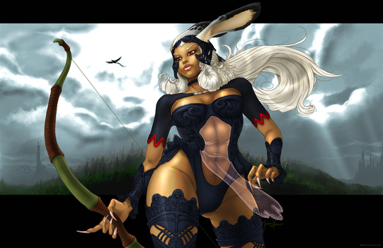 Viera of the Woods by 00chalcedony00