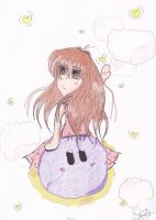 Illusionary Girl and Dango by KyrieGlows89