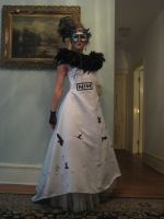 Ghosts 12 Dress by Thom-Heap