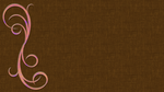 Background- Flourished Brown by SweetAmorito