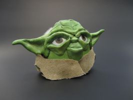 Yoda 3-4th's View by karmabomb1