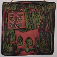 """""""spacedog"""" tile by micahsherrill"""