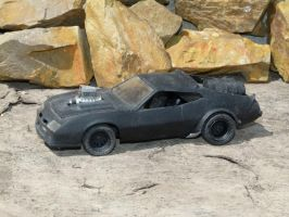 Mad Max's car model by otherunicorn