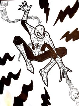 Does Whatever A Spider Can by Gojira007
