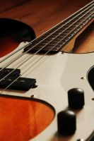 Bass Guitar 1 by IMdotMS