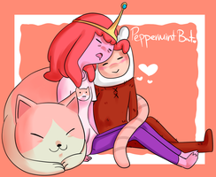 The Pajama War by PeppermintBat