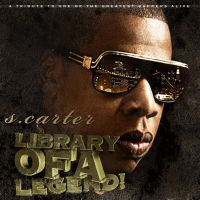 S.Carter - Library Of A Legend by steady-away