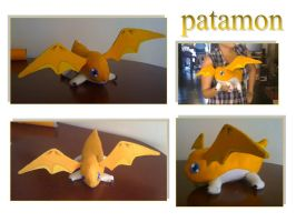 patamon by shaoran100