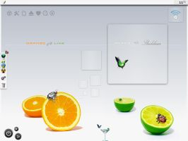 nexus vs. me: Orange or Lime by ShekharPalash
