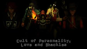 [SFM] TF2 - Cult of Personality - Chapter 6 poster by LoneWolfHBS