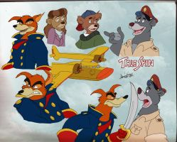 TaleSpin by ALS123