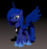 My Little Pony - Luna S2 ! by Vidal-Design