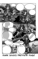 Anthology: Preview page by deviantbluebug