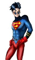 Your Superboy by IchiOfTheRainbow