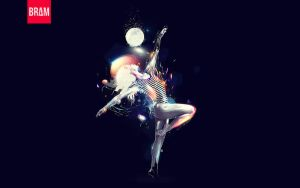 Dance sur la moon by Espador