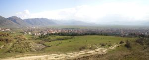 Korca South view by Rely