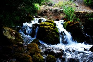 Water Spring1 by VHTTML