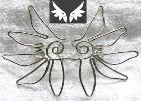 Yikamura's Ear Cuffs by lavadragon