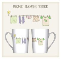 Birdie - Hanging there by arwenita