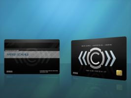 Cheezen Credit Card 1 by Cheezen