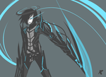 Blade Rock Shooter by HeavensDawn