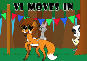 [SCHOOLWORK] children's book - Vi moves in by chibi95