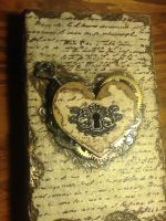 The clockwork heart journal 2 by ArtbugCarl