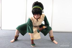 Toph by Quetos
