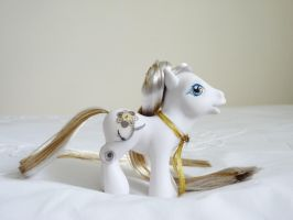 custom my little pony clockwork flower 4 by thebluemaiden