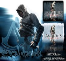 Assassin's creed icon by evaldasmix