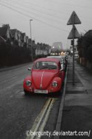 VW Beetle 1300 by bergunty