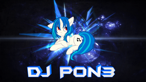 New Dj background by JoshiePup