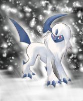 Absol by nicaranime
