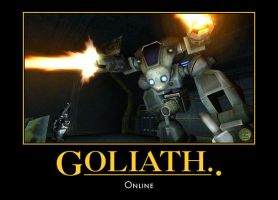 Goliath by paxtofettel