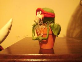 Audry III Complete - Adopt a Piranha plant ! by SpaceRanger108
