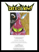 Let's Go Now Comic Tumblr Cover Page by MGartist