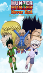 HunterxHunter NeverEnd - The Captured Princess Arc by TereseaSuzume