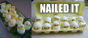 Easter- Nailed It by Fyuvix