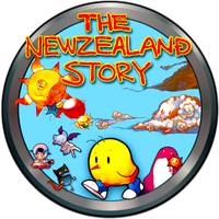 The NewZealand Story v2 by POOTERMAN