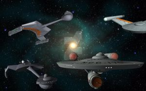 The Enterprise incedent by p51cmustang