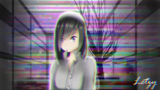 Glitch Through Time by Infogirl101