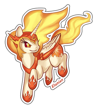 Daybreaker by Elunian